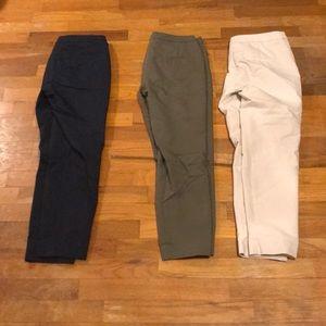 3 H&M Pants